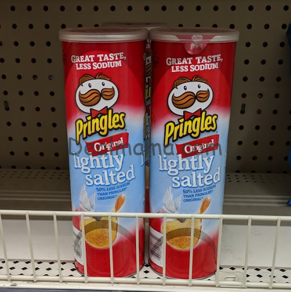 Pringles Potato Chips only 1.00 each at Target & DG