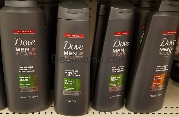 Dove Men+Care Hair Care only 1.50 at Dollar General!