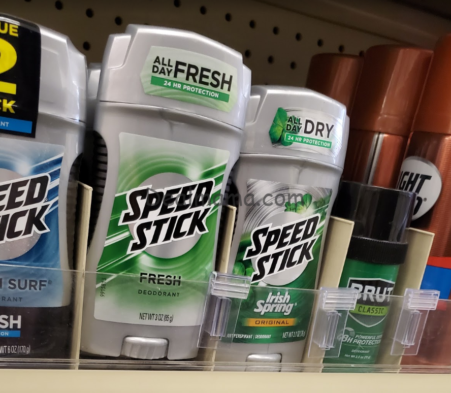 Speed Stick Deodorant only 0.99 at CVS!