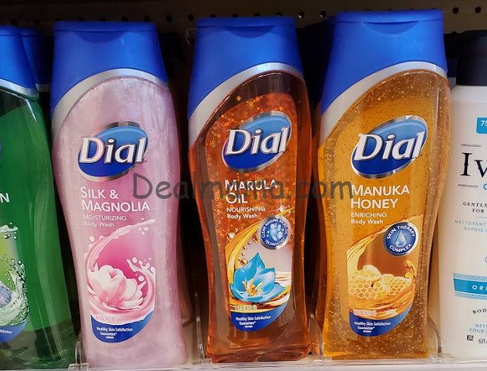 Dial Body Wash only 1.50 at Kroger!