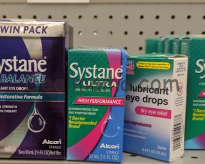 graphic about Systane Coupons Printable identified as Systane Lubricant Eye Drops simply just 3.99 at Ceremony Assist
