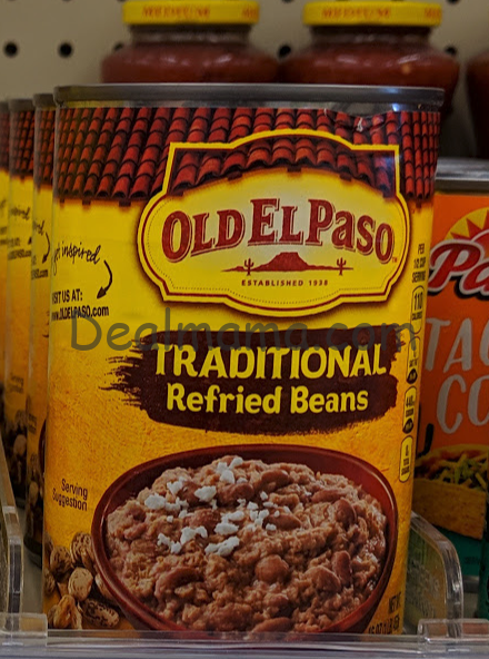 Old El Paso as low as 0.75 at Walgreens