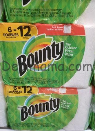 Charmin/Bounty only 5.99 at Rite Aid!