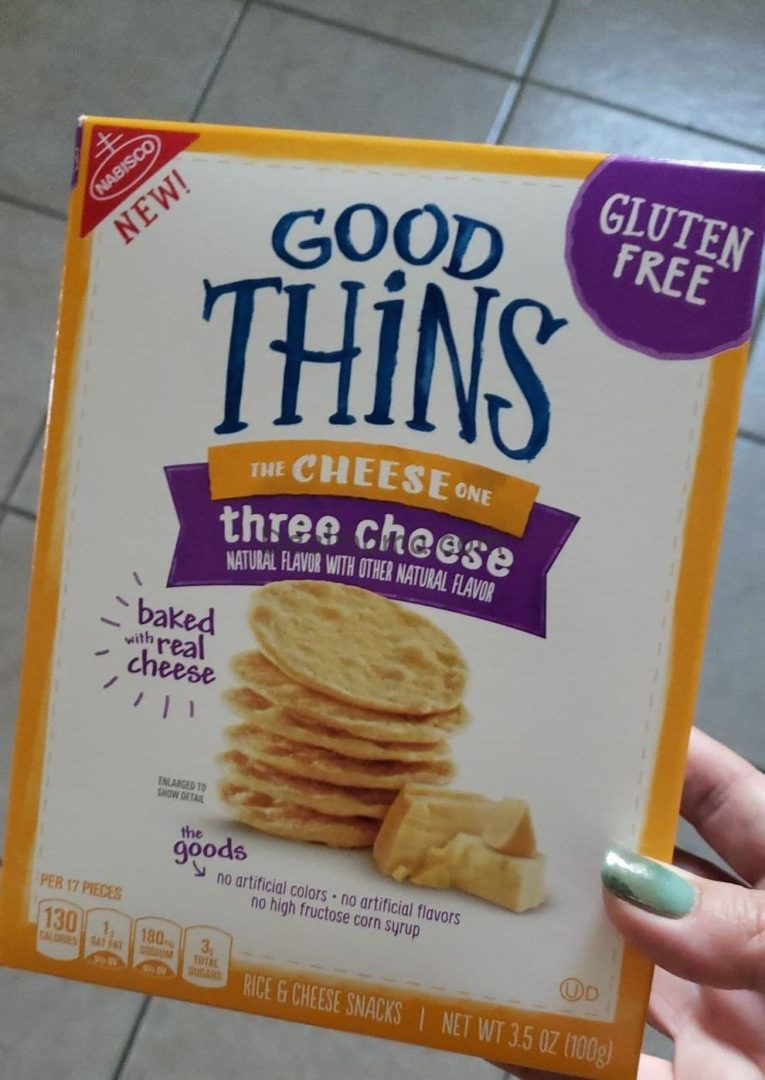 Good Thins Snacks only 0.15 at Walmart!