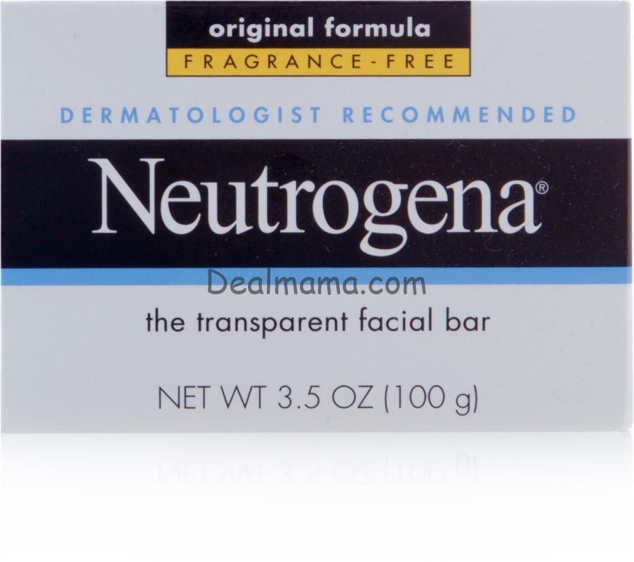HUGE MONEYMAKER on Neutrogena Facial Cleansing Bar at Walmart!
