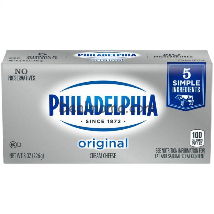 Philadelphia Cream Cheese only 1.17 at Kroger