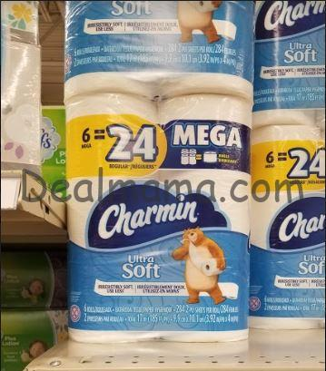 Bounty & Charmin Paper Products only 3.92 at Rite Aid!
