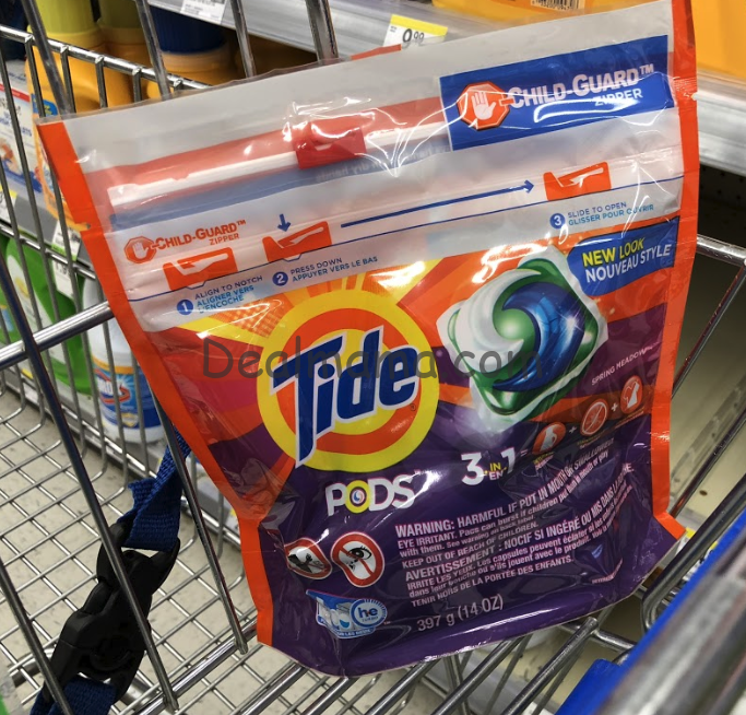 Tide Pods only 1.94 at CVS!