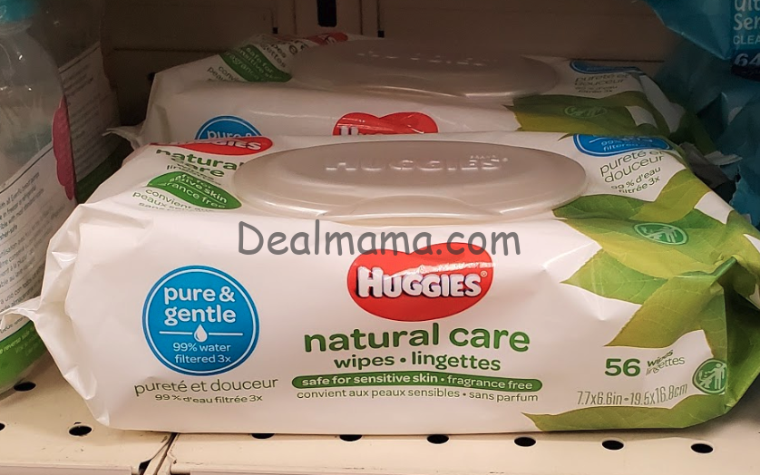 Huggies Wipes only 2.12 at Walgreens