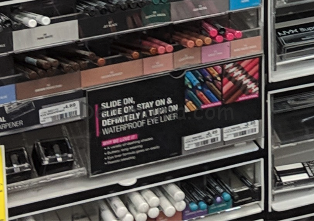 NYX Professional Makeup Lip Color or Gloss Only 0.99 at CVS