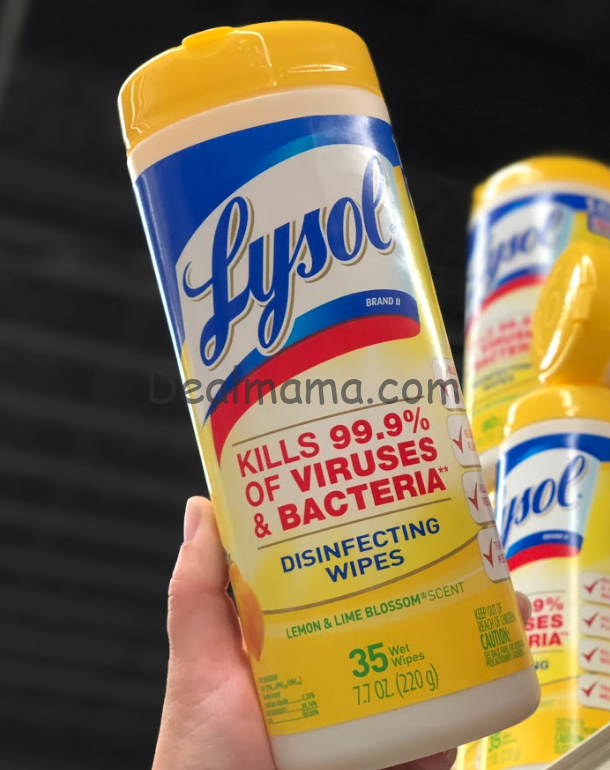 Lysol Toilet Bowl Cleaners only 1.49 Each!