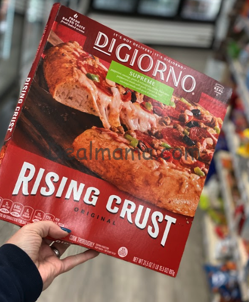 DiGiorno Pizza only 2.00 at CVS