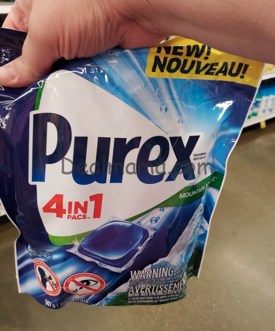 Purex Laundry Products Only 1.49 at Walgreens