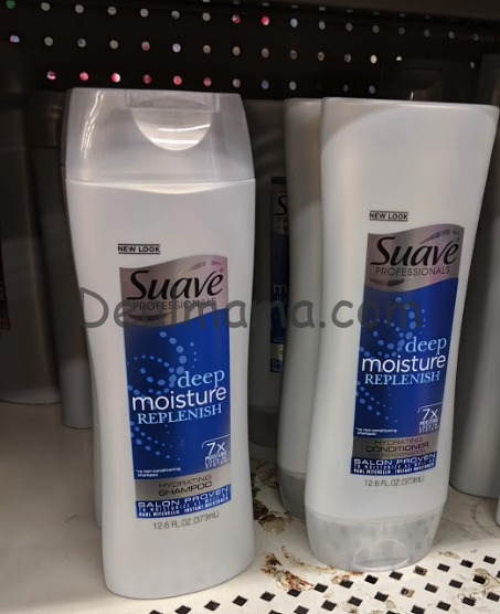 Suave Professionals Shampoo or Conditioner only 0.99 at Kroger!