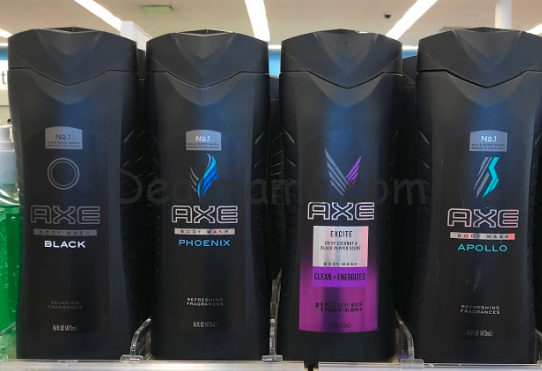 Axe Body Wash only 1.84 at CVS!