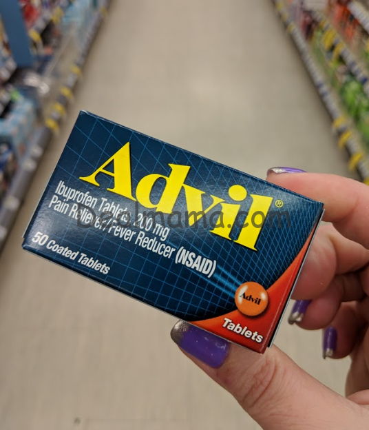 Advil Pain & Fever Reducer only 1.39 at Walgreens