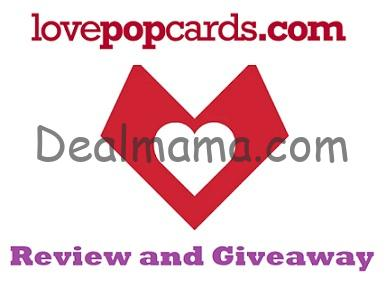 Lovepop Cards Giveaway! ENTER TO WIN!