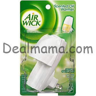 FREE Air Wick Scented Oil Warmer at Walmart
