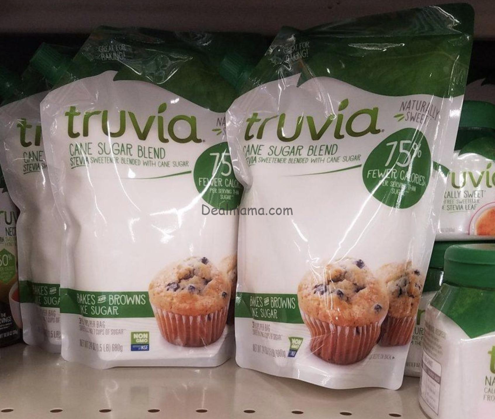 Moneymaker on Truvia Sweetener at Walmart!