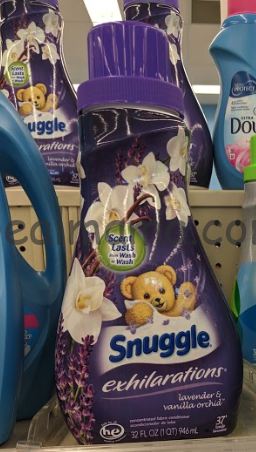 Snuggle, All & Renuzit Only 1.88 each at Dollar General