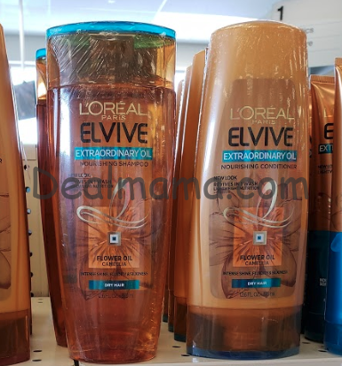 L'Oreal Elvive Shampoo or Conditioner only 1.32 at Target