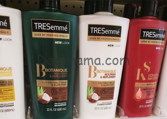 Tresemmé Premium Hair Care only 0.75 at CVS