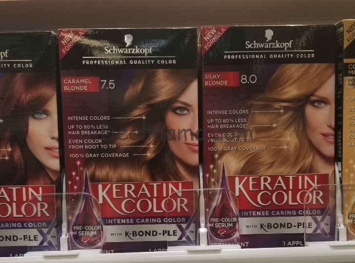 Schwarzkopf Hair Color only 2.97 at Walmart