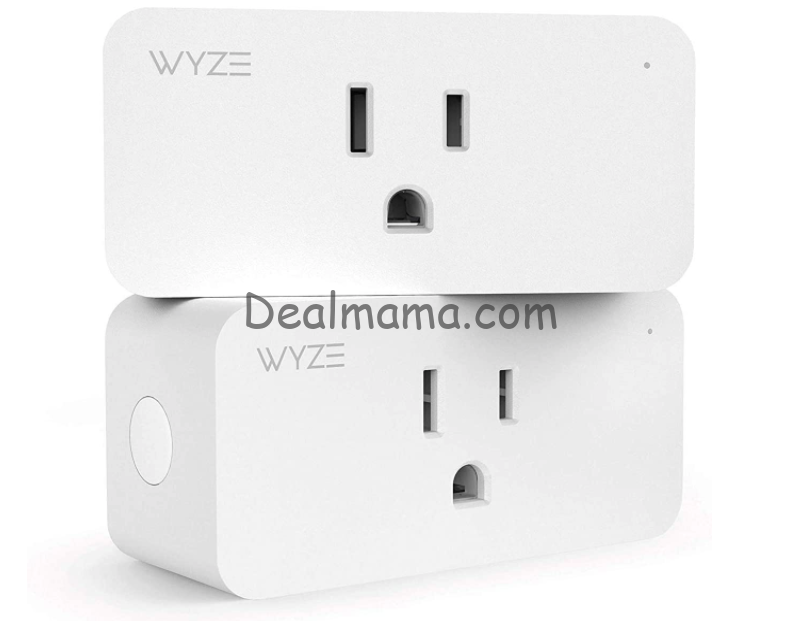 WiFi Smart Plug 2-Pack only 15.88 Shipped