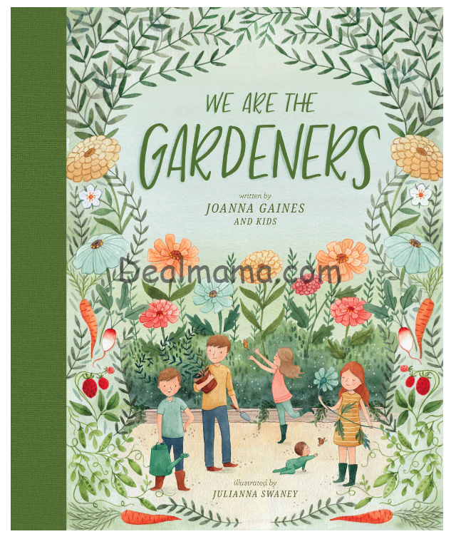 FREE We Are The Gardeners Kindle eBook for Amazon Prime Members