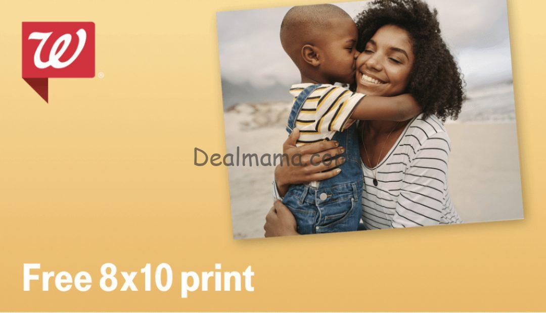 T-Mobile Tuesdays: FREE 8×10 Walgreens Photo Print!