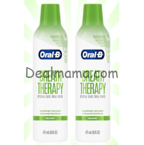 MONEYMAKER on Oral B Special Care oral rinse at CVS!