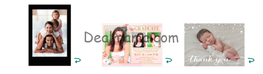 6 FREE 5×7 Photo Cards (In-Store Pickup) at Walgreens!