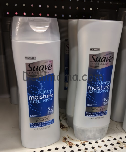 Suave Hair Care just .50 at CVS