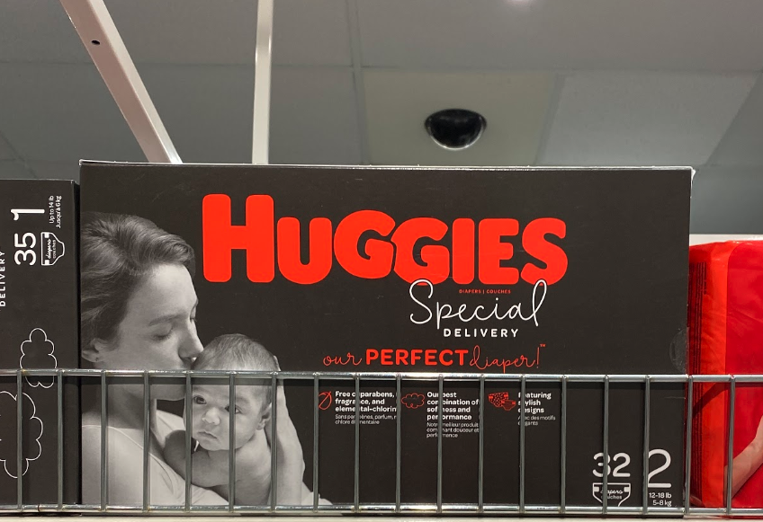 MONEYMAKER on Huggies Special Delivery Diapers Jumbo Pack at Target!