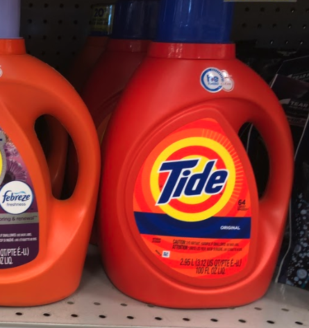 Tide Liquid Laundry Detergent or Pods only 2.99 at Walgreens!