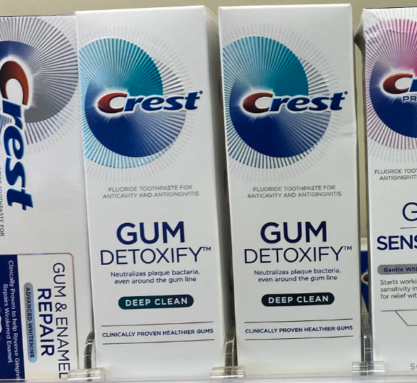 Crest Toothpaste only 0.99 at Target