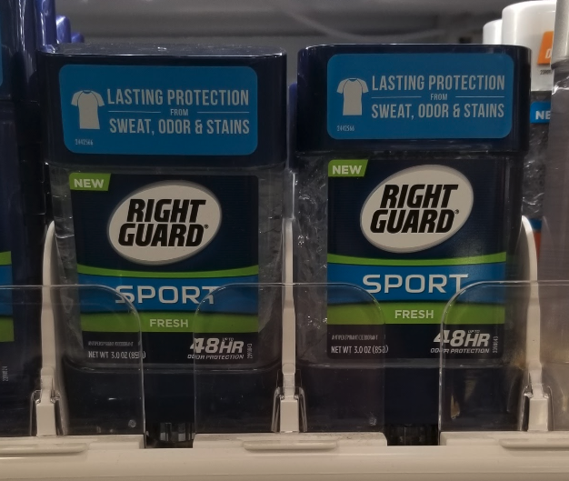 Right Guard Sport Gel only 0.75 at Dollar General!