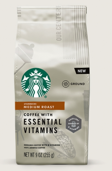 Starbucks Ground Coffee only 3.99 per bag at Target!