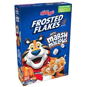 5 FREE Frosted Flakes with Marshmallows at Walmart!
