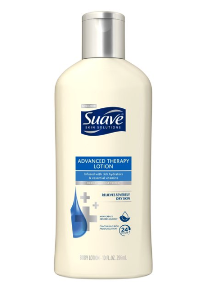 MONEYMAKER on Suave Lotion at Walmart!