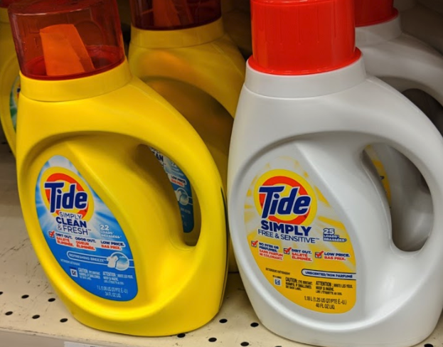 Tide Simply Detergent only 1.32 at Walgreens!