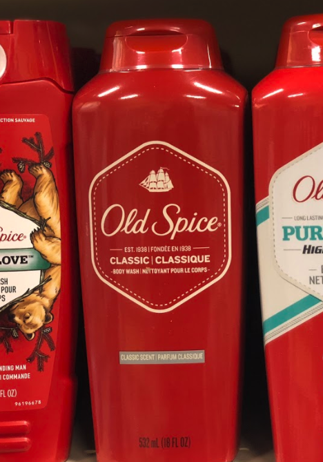 Old Spice Body Wash only 1.37 at Rite Aid