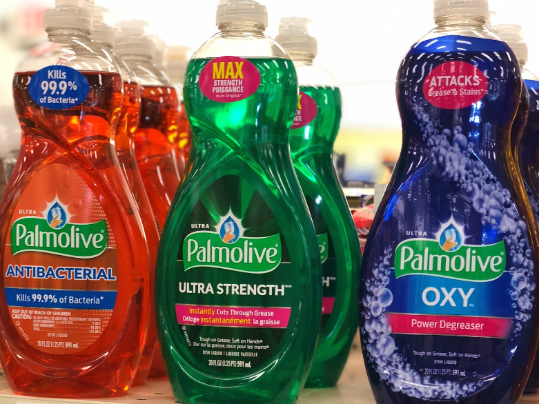Palmolive, Ajax or Suavitel only 1.50 each at Rite Aid!