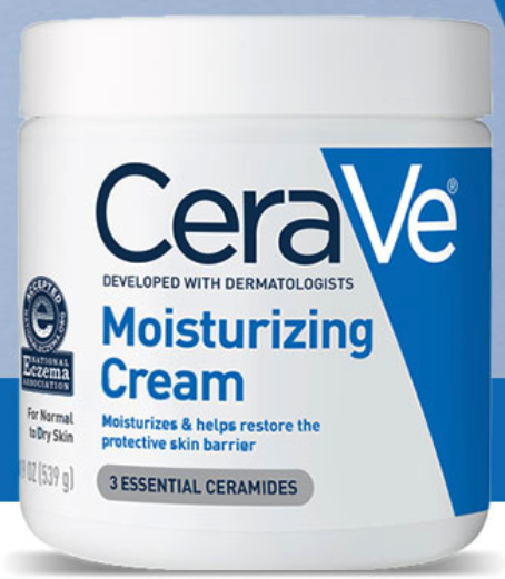 FREE Sample of CeraVe Moisturizing Cream!