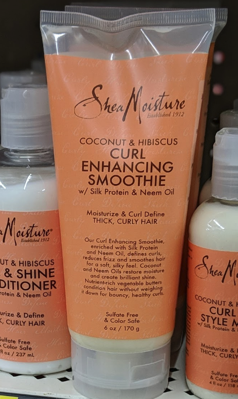 SheaMoisture Curl Enhancing Smoothie only 0.97 each at Walmart!