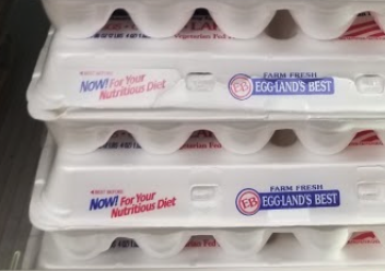 Eggland's Best Eggs only 1.49 with Kroger