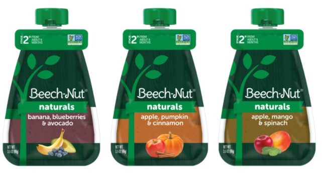 FREE Beech-Nut Pouches at Kroger