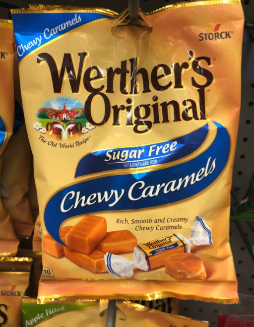 Wether's Originals Candies only 0.75 at Walgreens!