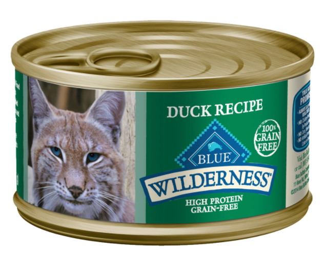 Blue Buffalo Wet Cat Food Cans only 0.40 each at Walmart