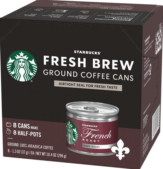 Starbucks Fresh Brew Coffee only 2.69 at Target!